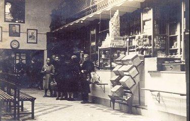 A Sant Feliu hi havia supermercats... abans dels supermercats?